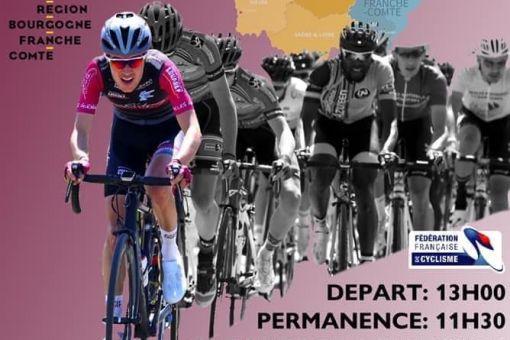 Championnat Bourgogne Franche-Comté Route Elite