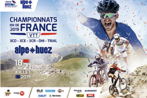 Procédures inscription Championnats de France VTT 2019