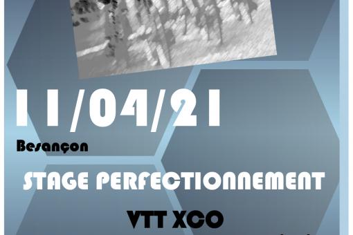 Stages régionaux VTT XCO