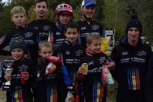 Championnat Régional Trial - 28 Octobre - Plaisia
