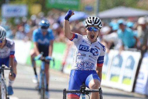Jade WIEL, championne de France !