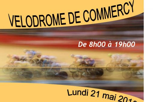 Championnat Interregion Piste 21/05