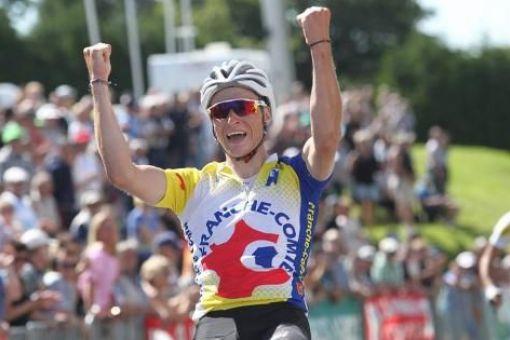 Coupe de France Espoirs : Damien Touze remporte la finale