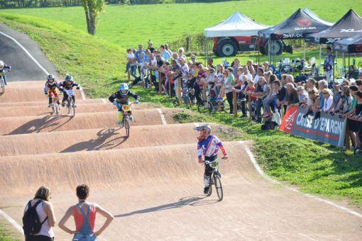 Trophée d'Automne BMX - Classements