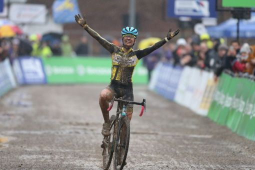 Championnats de France Cyclo-cross à Besançon