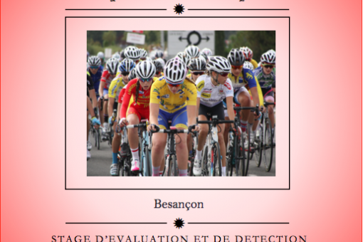 Stage féminin cadettes route