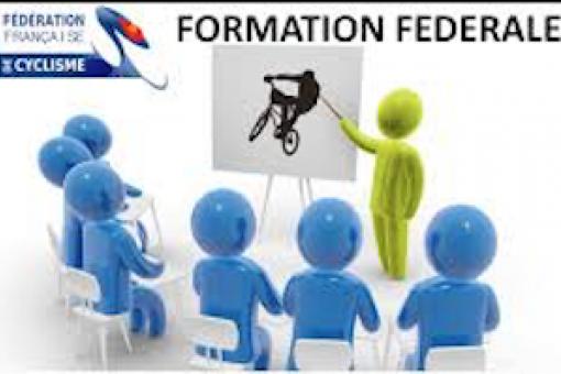Formation fédérale Cyclo-cross