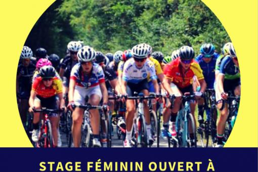 Stage 100% féminin Minimes/cadettes