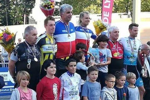Championnats de France de demi-fond : 2 médailles !