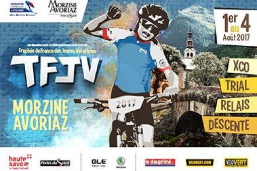 Championnats de France VTT et TFJV